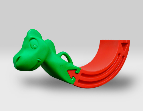 Plastic Part Rotational Molding – toy industry – Jer-Den